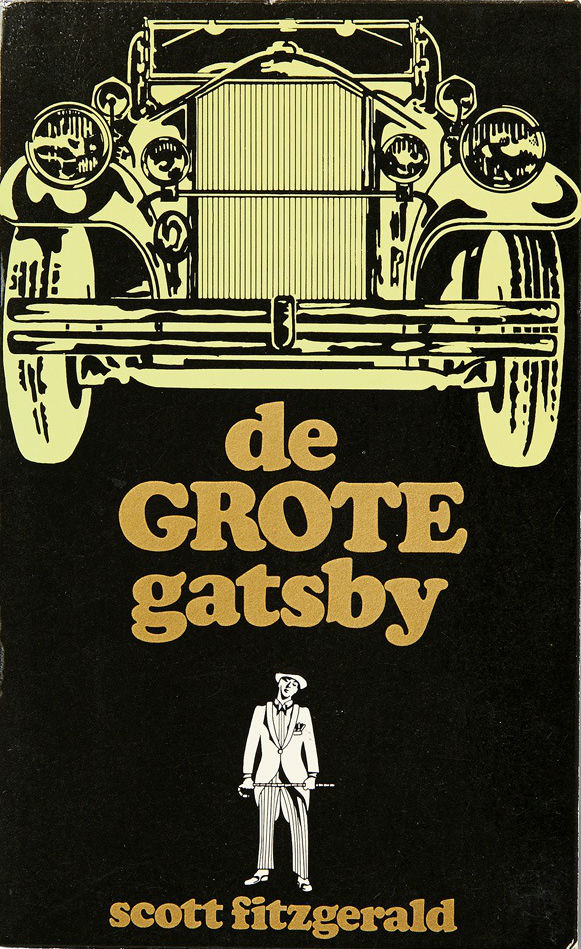 essay for the great gatsby