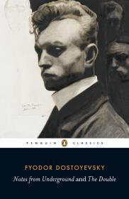 Американская обложка Достоевского