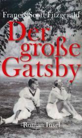 """Обложка """"Великого Гэтсби"""" от Insel Verlag"""