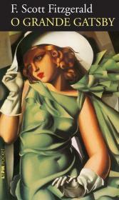 """Фрэнсис Фицджеральд - """"Великий Гэтсби"""" (обложка из Бразилии)"""