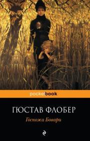 """Госпожа Бовари"" Флобера (обложка)"