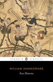 Шекспировская обложка от Пингвинов