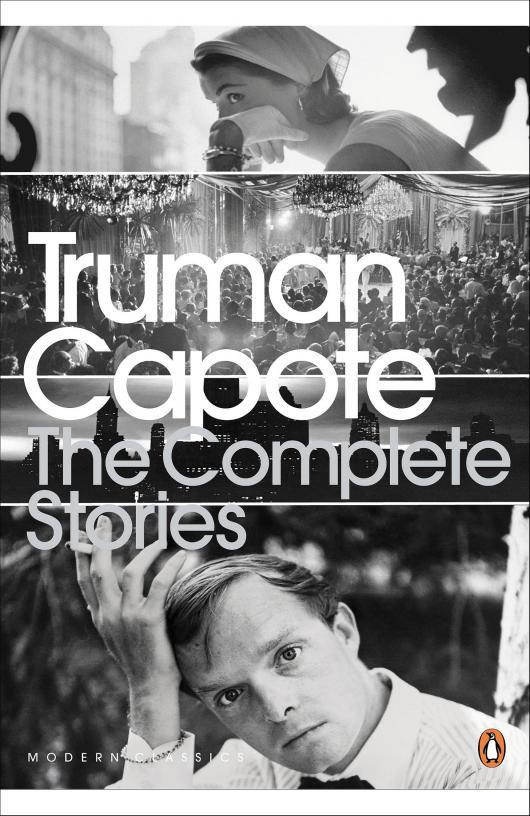 Обложка сборника рассказов Трумена Капоте