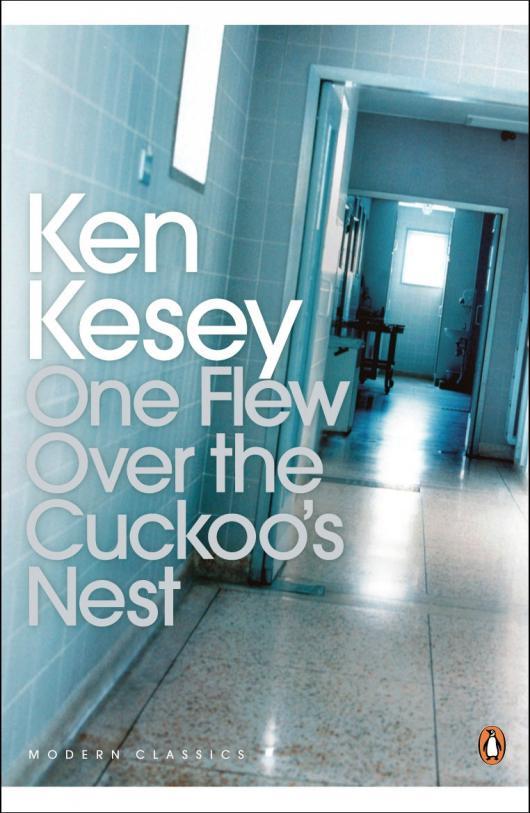 "Кен Кизи ""Пролетая над гнездом кукушки"""