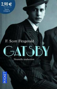 Французски денди на обложке от издательства Pocket