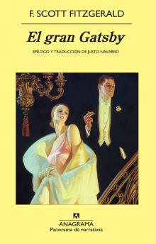 """""""Великий Гэтсби"""" от испанского издательства Anagrama"""