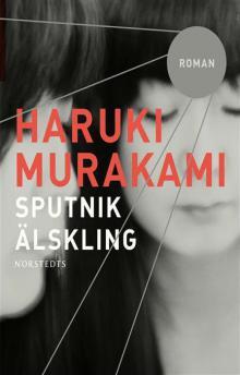 Шведская обложка Харуки Мураками