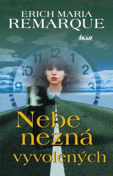 Обложка из Чехии для Эриха Мария Ремарка