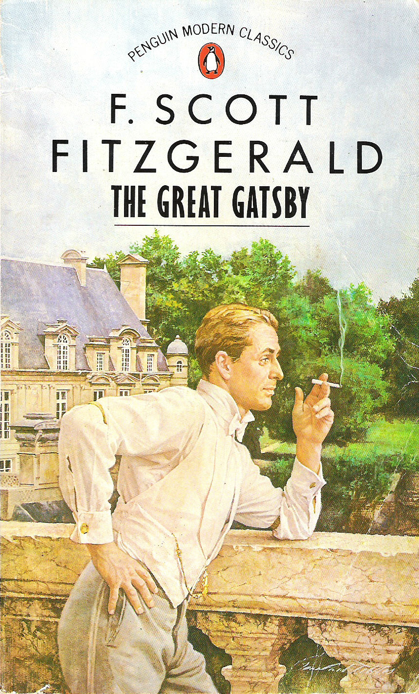 a focus on the love shared between gatsby and daisy in f scott fitzgeralds novel the great gatsby F scott fitzgerald especially his most famous novel, the great gatsby gatsby attempts to woo daisy with his lavish parties and home.