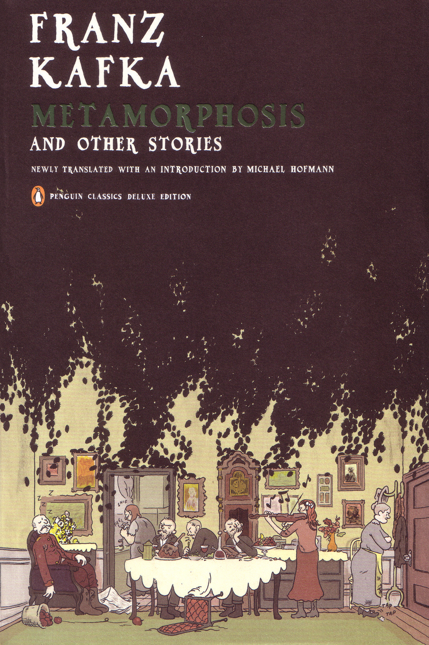 a review of the story of the metamorphosis by franz kafka
