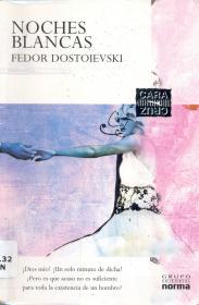 """Достоевский - """"Белые ночи"""" (испанская обложка)"""