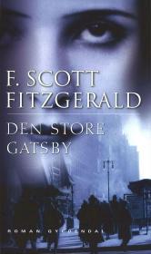 """Датская обложка Фицджеральда от издательства """"Gyldendal"""""""