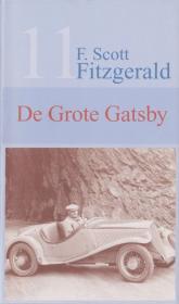 """Автомобильная тематика в нидерландской обложке """"Гэтсби"""""""