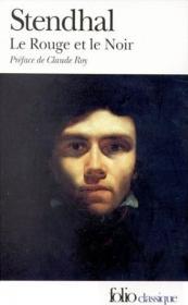 """Стендаль """"Красное и чёрное"""" от Folio"""