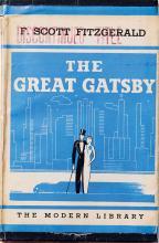 """Американская обложка """"Великого Гэтсби"""" Фицджеральда #12"""