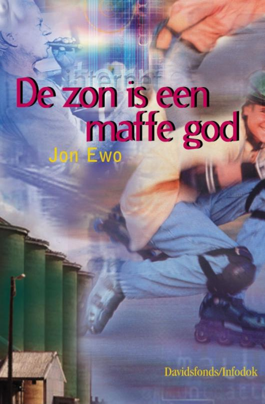 """Бельгийская обложка """"Солнце - крутой бог"""""""
