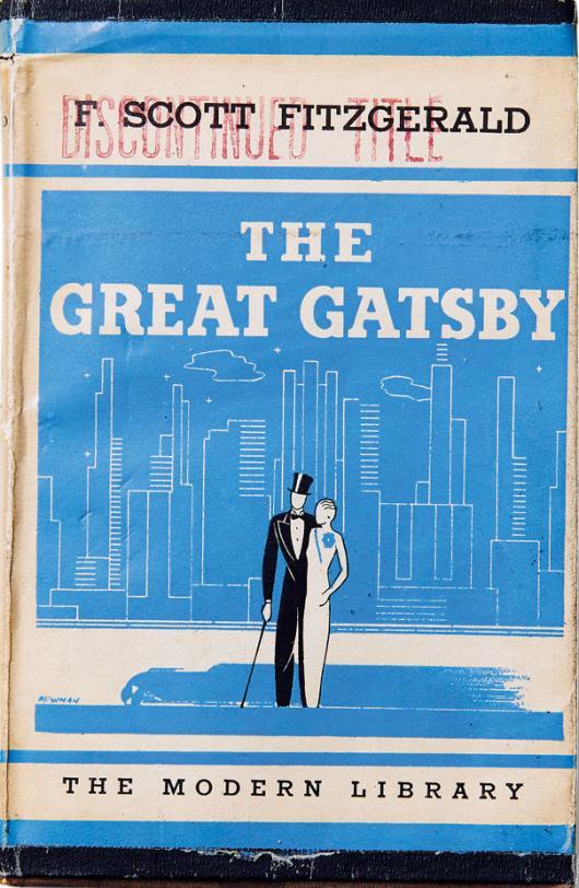 Классическая обложка от Modern Library