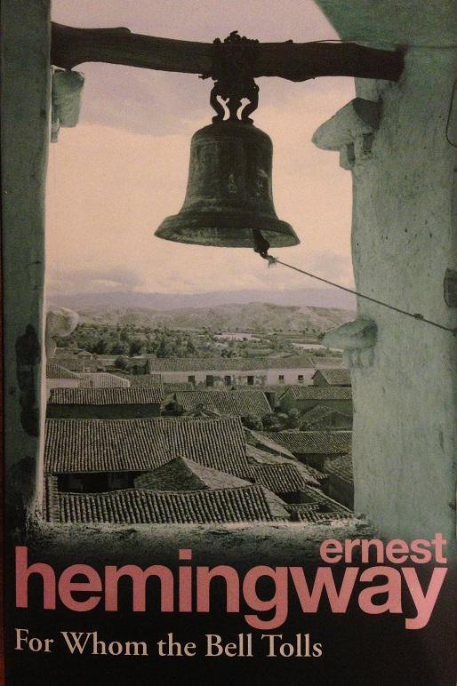 """Эрнест Хемингуэй """"По ком звонит колокол"""""""