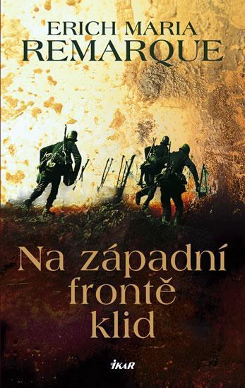 """Чешская обложка """"На Западном фронте без перемен"""" Ремарка"""