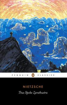"""Американская обложка """"Заратустры"""" Фридриха Ницше"""