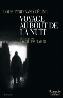 """""""Путешествие на край ночи"""" от Éditions Gallimard"""